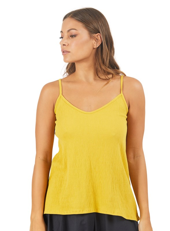 creased Tank top - 50% off